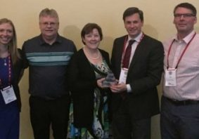 KWL & NRRM Win CNAM Award