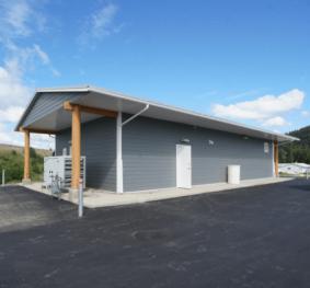 Stellaquo Water Treatment Plant