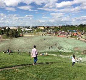 Prairie Winds Park Redevelopment, Low Impact Analysis, and Design