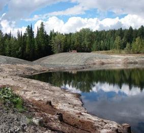 Providence Dam Decommissioning