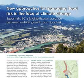 New approaches for managing flood risk in the face of climate change