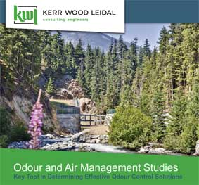 Odour & Air Management Studies – Key Tool in Determining Effective Odour Control Solutions